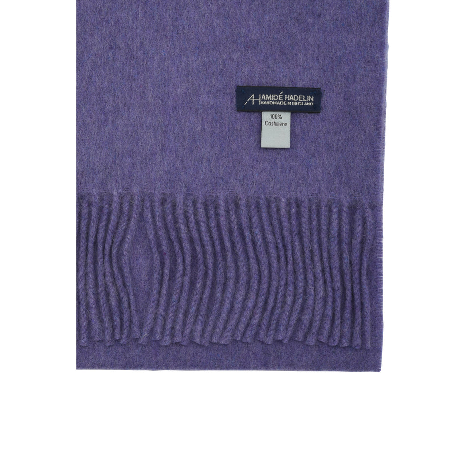Amidé Hadelin | Cashmere scarf, heather