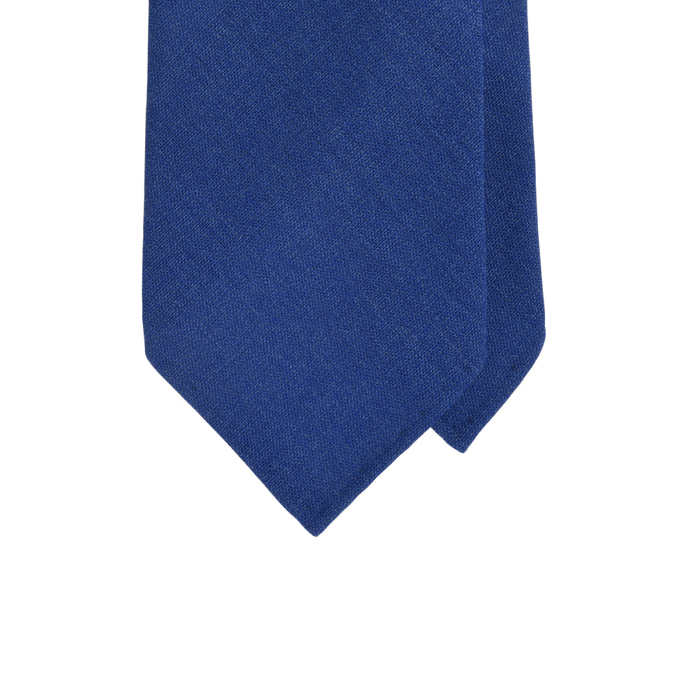 Amidé Hadelin | Smith Woollens fresco tie - blue