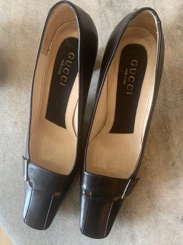 Vintage 90's Gucci shoes