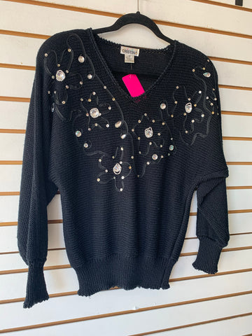 Vintage Cristina sweater fits s/m