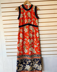 70's Leslie Fay dress