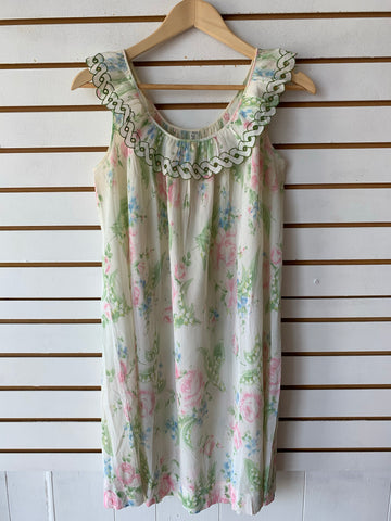 60's vintage nightgown
