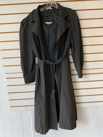 Vintage Raincoat fits med large