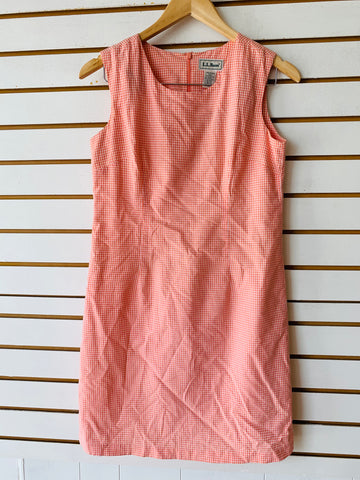 Vintage LL Bean dress