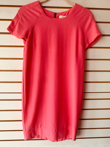 Hot pink dress size small
