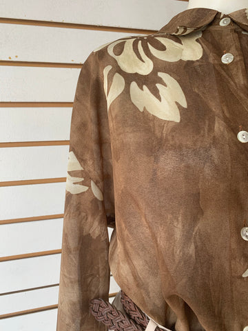 Vintage blouse firs small