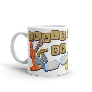 The 'Chairman of the Board' Mug