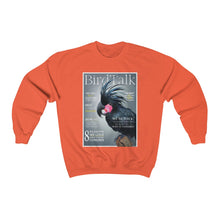 Load image into Gallery viewer, Bird Talk is Back! Unisex Heavy Blend™ Crewneck Sweatshirt