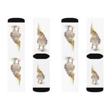 Load image into Gallery viewer, Cockatiel Sublimation Socks