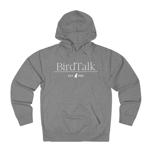 Bird Talk Est. 1982 Unisex French Terry Hoodie
