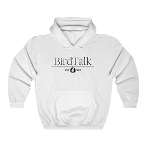 Bird Talk Est. 1982 Pumpkin Unisex Heavy Blend™ Hooded Sweatshirt