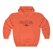 Load image into Gallery viewer, Bird Talk Est. 1982 Pumpkin Unisex Heavy Blend™ Hooded Sweatshirt