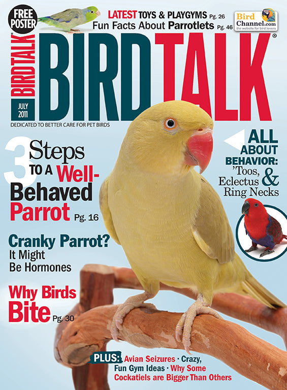 Bird Talk July 2011 Digital Edition
