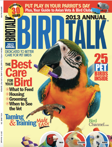 2013 Bird Talk Annual