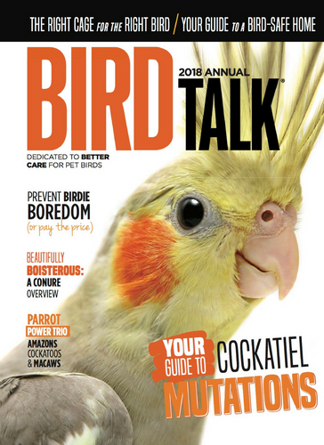 2018 Bird Talk Annual
