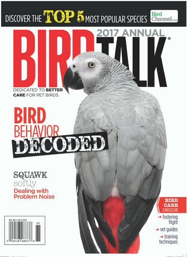 2017 Bird Talk Annual