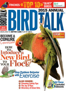 2016 Bird Talk Annual
