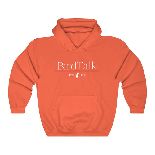 Bird Talk Est. 1982 Unisex Heavy Blend™ Hooded Sweatshirt