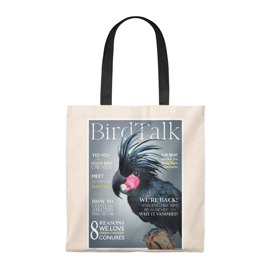 Bird Talk is Back! Vintage Tote Bag