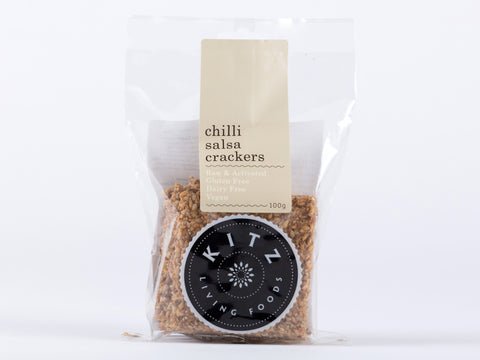 Chilli Salsa Crackers