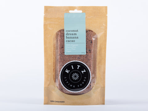 Coconut Dream Banana Cacao 150g