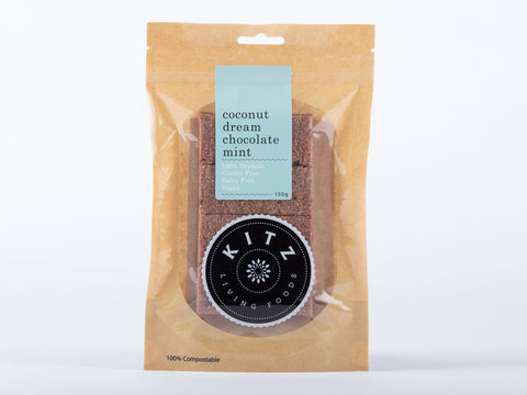 Coconut Dream Chocolate Mint 150g