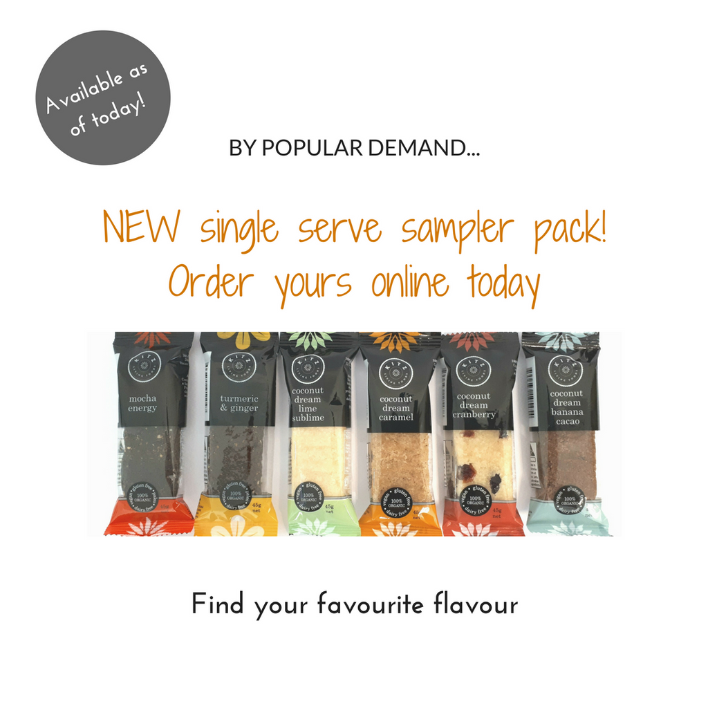 Single Serve Bar Sampler Pack