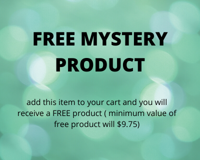 FREE MYSTERY PRODUCT