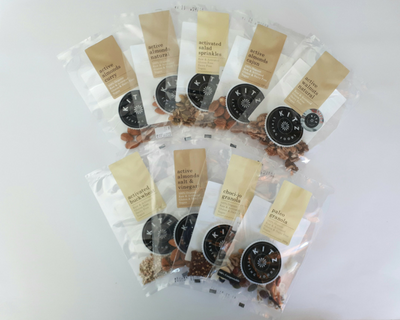 Nuts & Stuff Sampler Pack (9 samples)