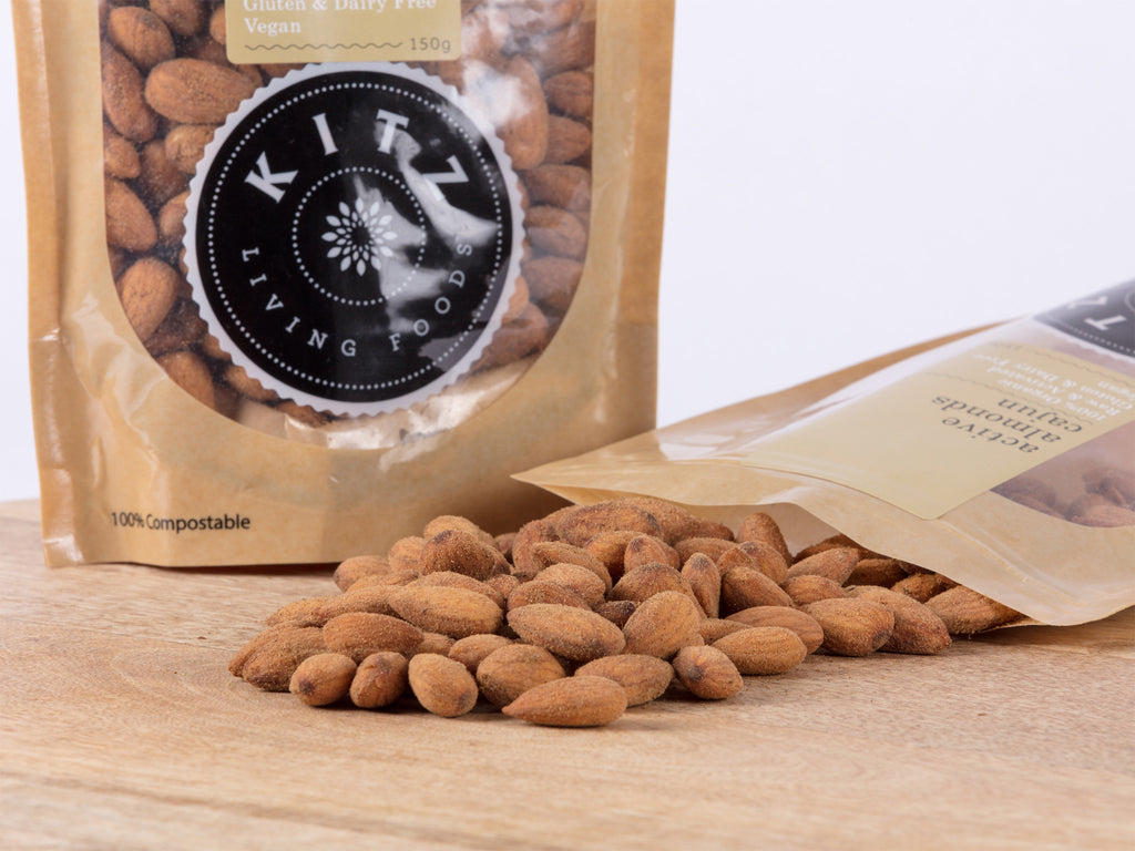 Active Almonds Cajun