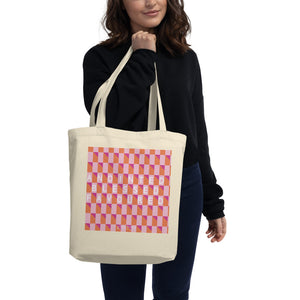 Anointed Blessed Favoured Eco Tote Bag