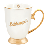 Mug Bridesmaid Ivory