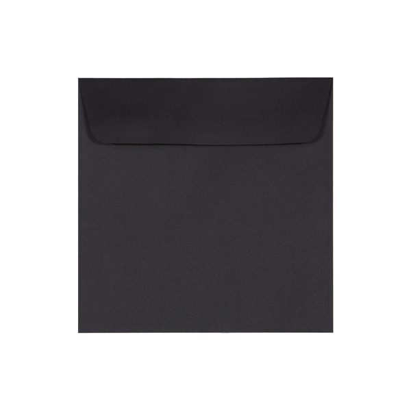 SQ Envelope Linen Ebony