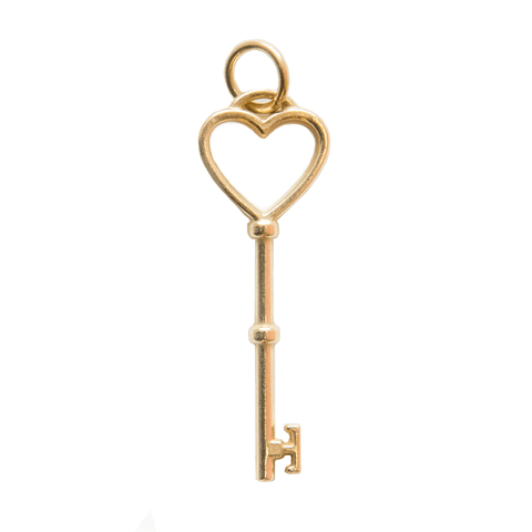 Decorative Charms - Gold Keys PK5