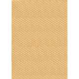 A4 Paper Diamond Gold Embossed