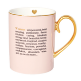 Mug Empowered Woman
