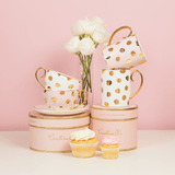 Mug Polka D'Or Blush