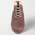 Men's Brown/Natural Cork Boot-Synthetic Interior, Vegan Option