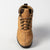 Women's Natural  and Brown Cork Boot - Leather Interior