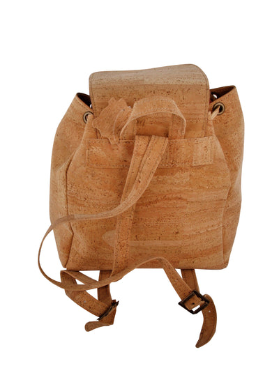 Vegan Backpack. 100% Vegan Cork