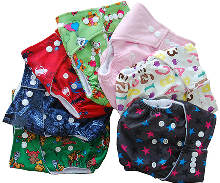 HOW TO CLEAN REUSABLE CLOTH DIAPERS