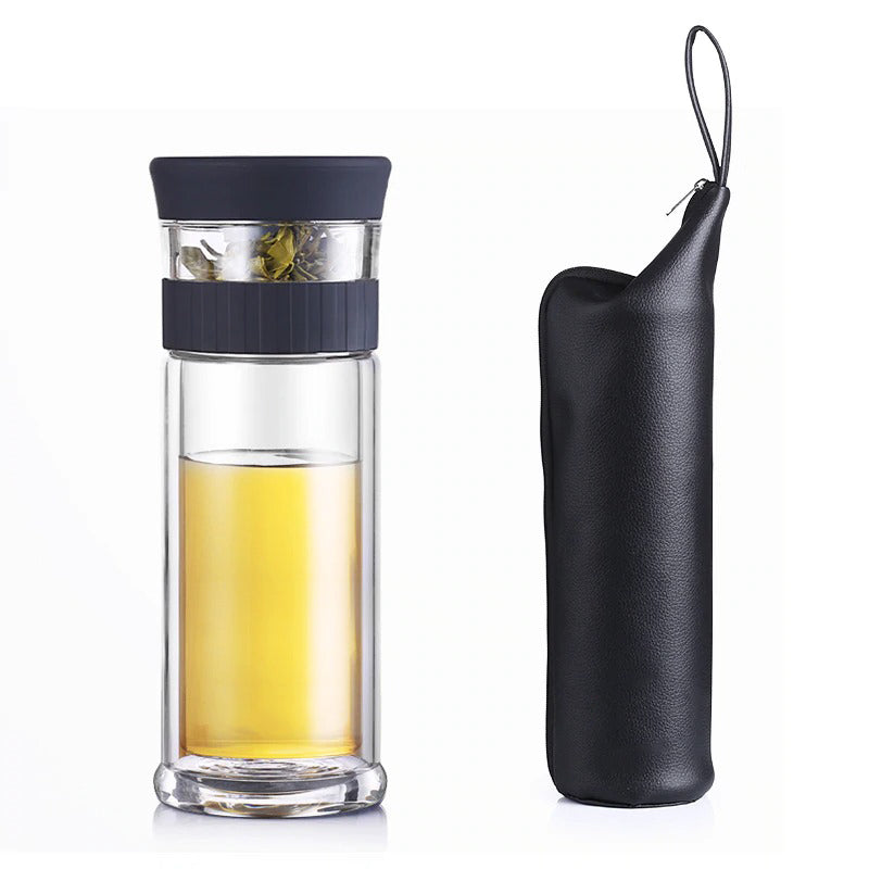 Serene Smart Infuser Bottle - Blue