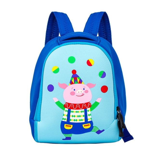 3D Circus Toddler Backpacks