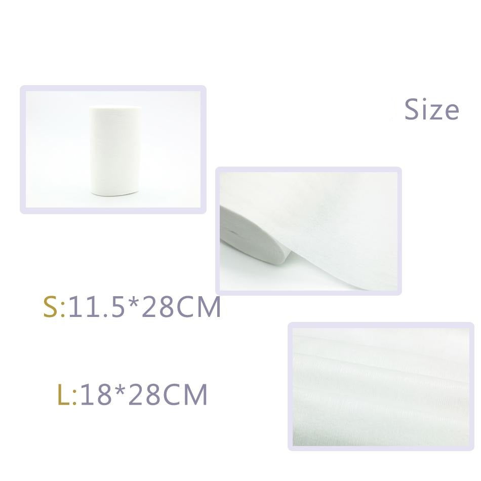 Biodegradable Bamboo Diaper Liners - 100 Sheets