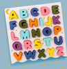 Wooden Alphabet Puzzle - Early Learning