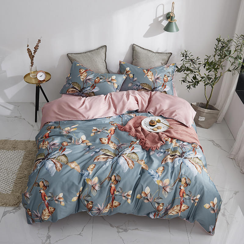 Tropical Eden Bedding Set- Egyptian Cotton