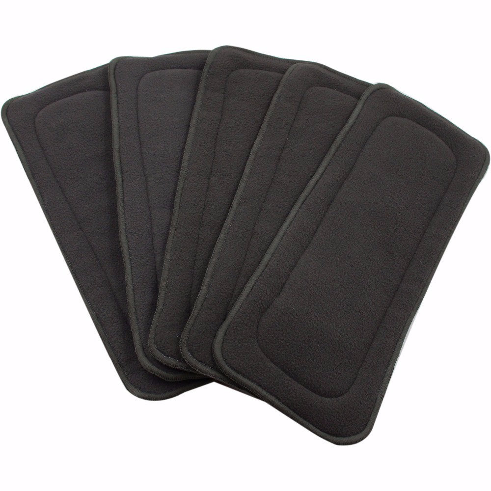 Bamboo Charcoal Inserts - Pack of 10