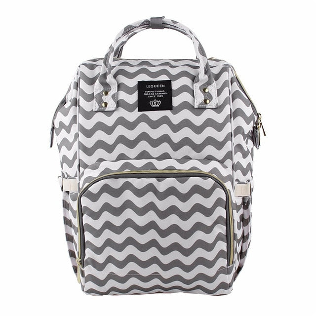 Urban Pack Diaper Bag - Wave