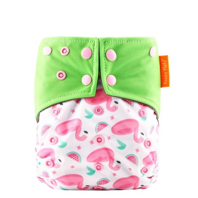Happy Days Collection Pocket Diapers - One Size