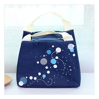 Cute Thermal Lunch Bag - Beach